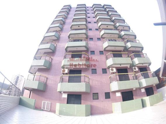 Locação Definitiva, Apart. Com 3 Dorms, Canto Do Forte 140m² - A662691