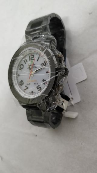 Relógio Bom Barato E Bonito Quartz Original No Mercado Livre