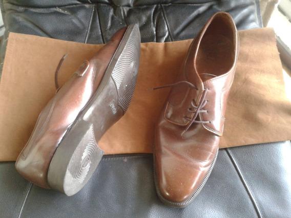 Zapato Calzado Marca Guante Impecable
