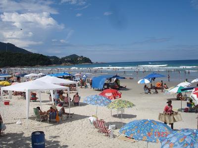 Apartamto 2dorm_ar/sac/churrasqueira_praia Grande-ubatuba-sp