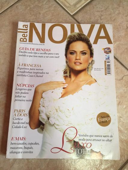 Revista Bella Noiva Ellen Roche Luxo Total N°13