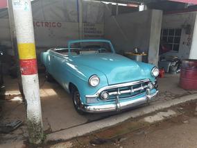 Chevrolet 1953 Automatico 6cil