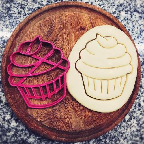 Cortantes  Para Galletitas  Muffin Cupcake !