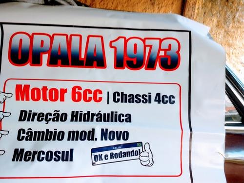 Imagem 1 de 15 de Chevrolet Opala 6 Cc