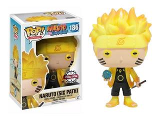 Funko Pop Naruto #186 Six Path Special Edition Regalosleon