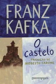 Livro: O Castelo - Franz Kafka
