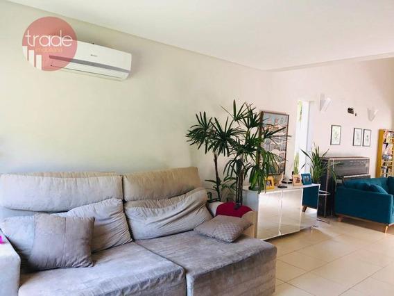 Casa Com 5 Dormitórios Para Alugar, 220 M² Por R$ 5.500,00/mês - Vila Do Golf - Ribeirão Preto/sp - Ca2947