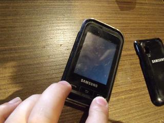 Samsung C3300 Champ Celular Galaxy C3300k Preto Tim