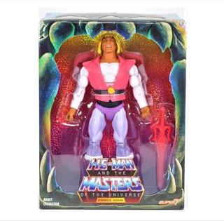He-man Prince Adam Sonrisa Motu Sdcc Super 7 Toylover