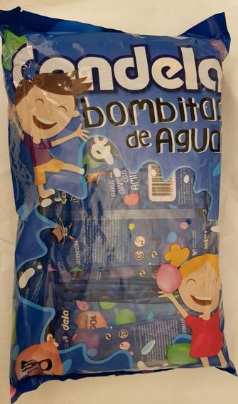 Bombitas Agua Candela 50 Bolsitas 100u Barata La Golosineria