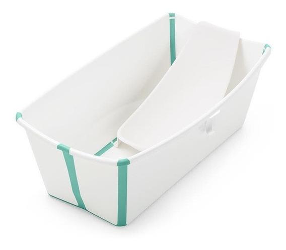 Pack Tina Flexi Bath White Aqua Stokke