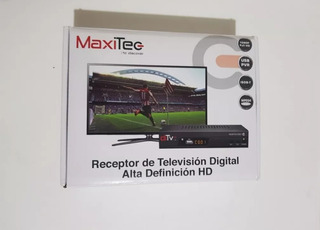 Kit Decodificador Satelital Antena Fta.