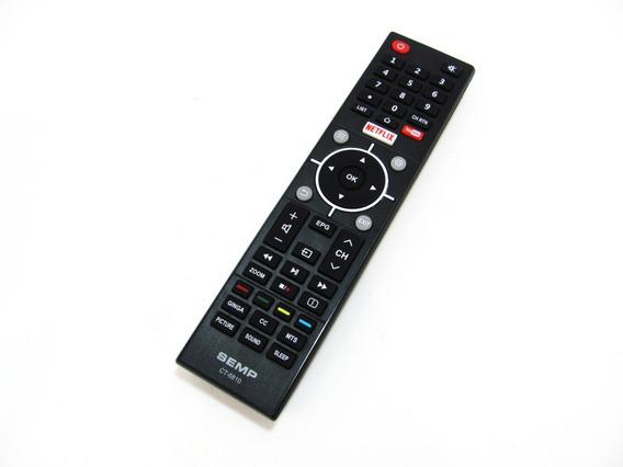 Controle Remoto Toshiba Ct-6810 49k1us 55k1us Original