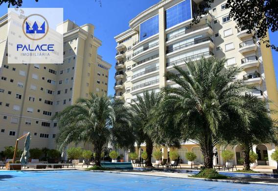 Apartamento Com 4 Dormitórios À Venda, 236 M² Por R$ 1.900.000,00 - Centro - Piracicaba/sp - Ap0380