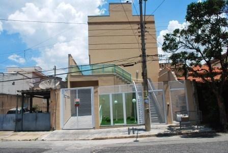 Sobrado Em Vila Matilde, São Paulo/sp De 70m² 2 Quartos À Venda Por R$ 395.000,00 - So234419