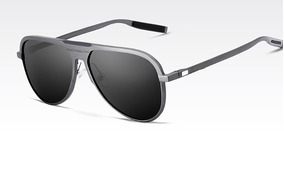 5aa0fce68 Oculos Masculino Pequeno Polarizado - Óculos De Sol no Mercado Livre ...