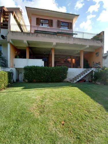 Imagem 1 de 13 de Casa Em Condomínio 3 Dormitórios  360 M²- Horto Florestal - São Paulo/sp - Ca2015