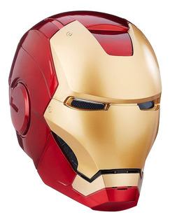 Marvel Legends Avengers Iron Man Casco Electronico Hasbro