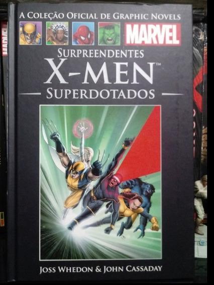 Hq Surpreendentes X-men: Superdotados Salvat Xmen Mxthq