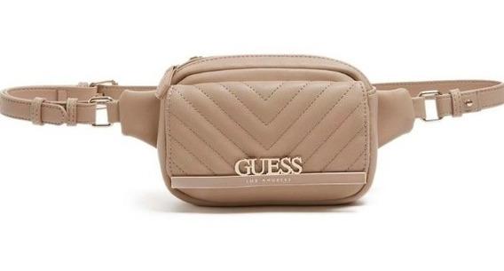 Bolsa Guess Feminina Aldona Convertible Belt Bag 3 Em 1