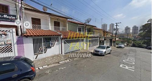 Sobrado Com 2 Dormitórios À Venda, 70 M² Por R$ 370.000 - Vila Moreira - Guarulhos/sp - So0905