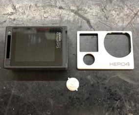 Display Touchscreen Da Gopro Hero 4 + Gabinete