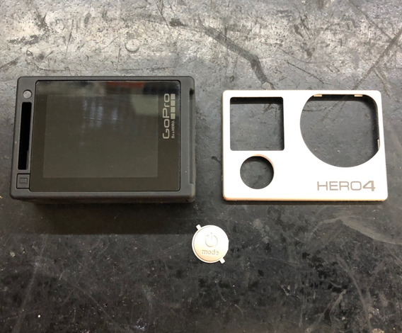 Display Touchscreen Da Gopro Hero 4 + Gabinete