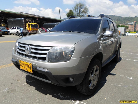 Renault Duster 4x4 Dinamic
