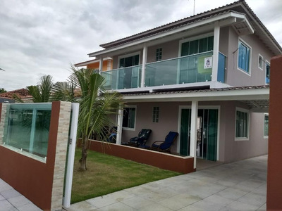 Casa Em Praia Da Pinheira, Palhoça/sc De 180m² 4 Quartos À Venda Por R$ 580.000,00 - Ca187591