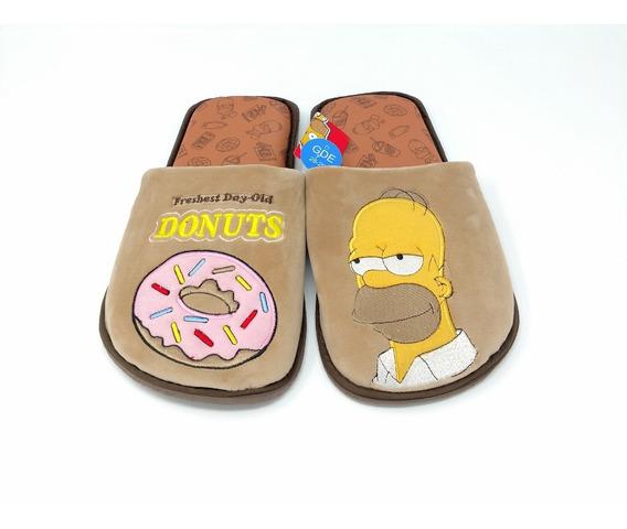 Pantufla De Homero Simpsons