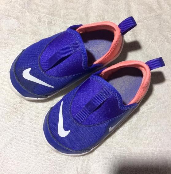 Zapatillas Nike Niña Neopreno Originales. Talle 22