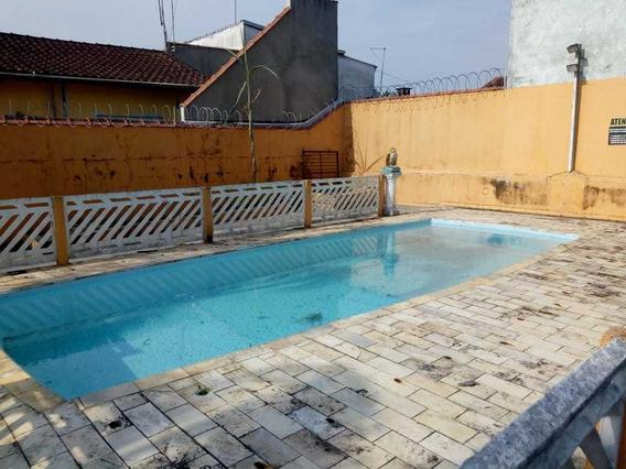 Casa Com Piscina Na Praia Ref: 7174 C