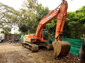 Excavadora Doosan Dx225lca Año 2012