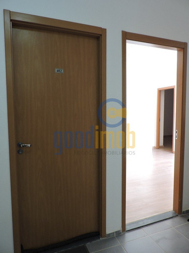 Apartamento Térreo 2 Dormitórios - Éden, Sorocaba - Ap0227