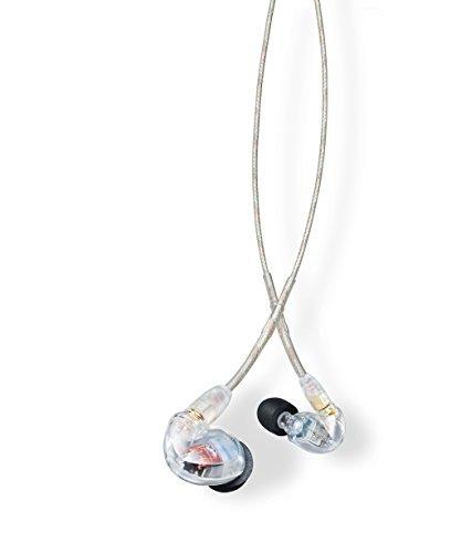 Audífonos Con Aislamiento De Sonido Shure Se425-cl Con Micro