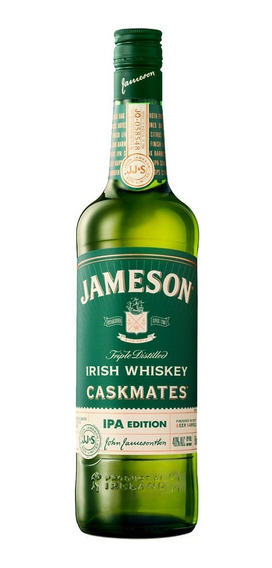 Jameson Caskmates Whisky Irlandés Botella 750 Ml Ipa