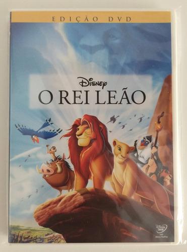 Dvd Disney - O Rei Leão (1994) | Mercado Livre