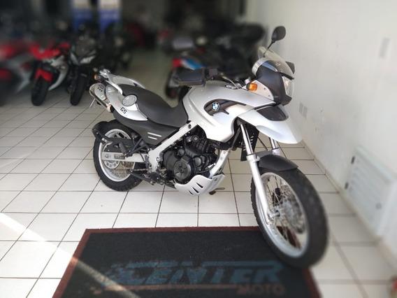 Bmw Gs 650 2011 Prata