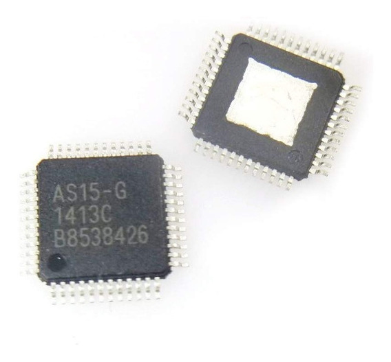 Circuito Integrado As15 G As15g As 15-g As 15g Lcd Smd