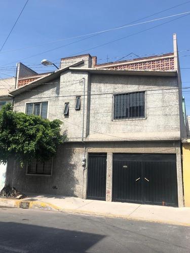 2 Casas En Venta Un Solo Predio Nezahualcoyotl -(c)