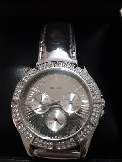 Relógio Guess Feminino Com Pedrarias