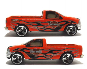 Carrito Juguete Hot Wheels Ford F-150 1997
