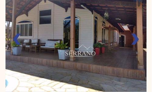 Casa À Venda, 220 M² Por R$ 1.300.000,00 - Condomínio Estância Marambaia - Vinhedo/sp - Ca0171
