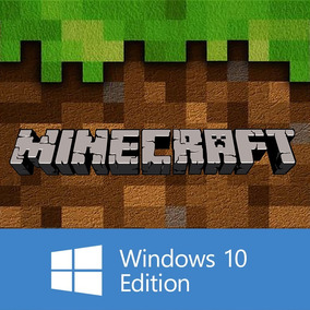Chave Minecraft Windows 10 Edition Original 25 Digitos Pc