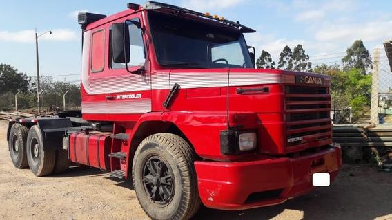 Scania 142 6x4