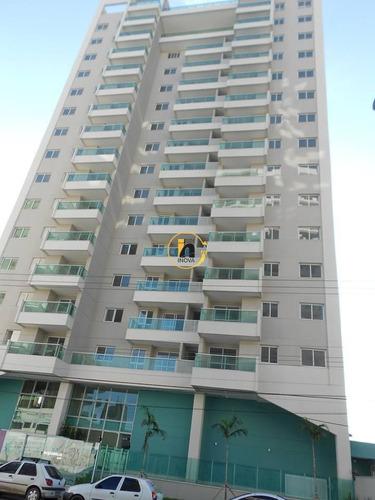 Apartamento Com 3 Quartos Para Comprar No Praia De Itaparica Em Vila Velha/es - Nva1866