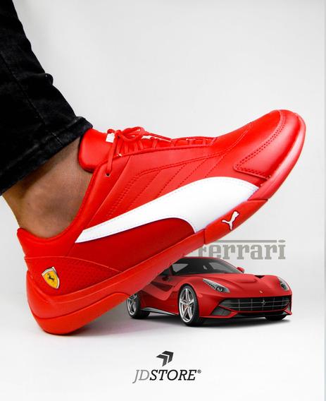 Zapatos Puma.