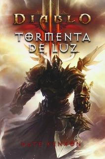 Comic Diablo Iii Tormenta De Luz (novela) - Autores Varios