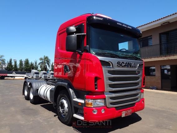 Scania G 380 6x2 Ano 2010/11 De Santi Caminhões