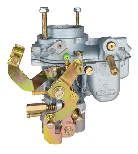 Carburador Fiat Uno 1.0 Gasolina - Weber 190 32icef Ferragem
